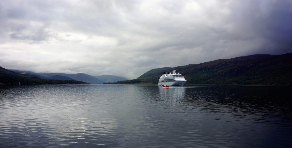 ullapool cruise ship
